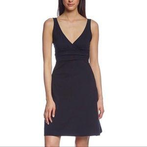 Black Patagonia Faux Wrap Tank Top Mini Dress XS